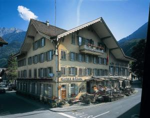 Albergues - Baeren Hotel, The Bear Inn