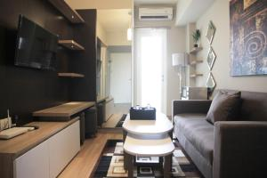obrázek - Deluxe and Comfortable 2BR The Springlake Summarecon Apartment By Travelio
