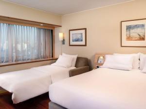Novotel Santiago Vitacura, Hotel  Santiago - big - 18