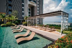obrázek - Luxury Sea View Studio @ Riviera by Pattaya Holiday
