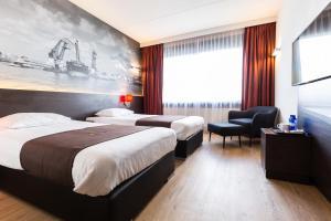 فندق باستيون روتردام أليكساندر - كابيلا أن دين آيسل