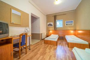 Central Green Hotel, Hotely  Budapešť - big - 36