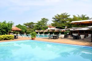 Hotel Club du Lac Tanganyika, Отели  Бужумбура - big - 36