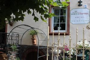 Das kleine Weinhotel - Bremm
