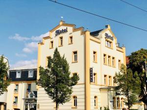 Hotel am Bayrischen Platz, Hotels  Leipzig - big - 10