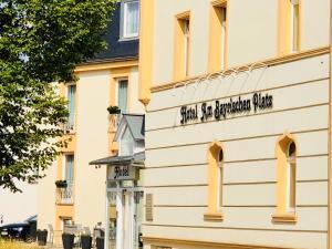 Hotel am Bayrischen Platz, Hotels  Leipzig - big - 12