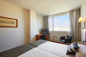 Exe Plaza Delicias, Hotels  Zaragoza - big - 10