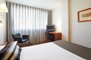 Exe Plaza Delicias, Hotels  Zaragoza - big - 21