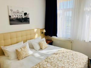 Hotel am Bayrischen Platz, Hotels  Leipzig - big - 17