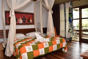 Hotel Club du Lac Tanganyika, Отели  Бужумбура - big - 28