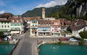 The Aarburg - Hotel - Interlaken