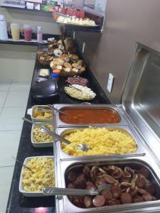 Pousada e Restaurante Refúgio, Penziony  Caruaru - big - 35