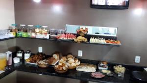 Pousada e Restaurante Refúgio, Penziony  Caruaru - big - 34