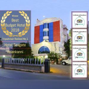 Auberges de jeunesse - Hotel Seagate
