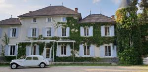 Chateau des Ayes - Hotel - Saint-Étienne-de-Saint-Geoirs