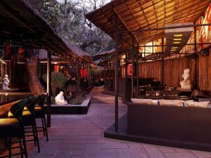 Lemon Tree Amarante Beach Resort, Goa, Курортные отели  Кандолим - big - 6