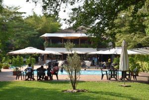 Hotel Club du Lac Tanganyika, Отели  Бужумбура - big - 16