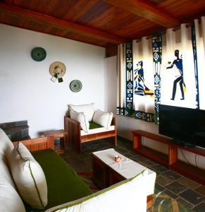 Hotel Club du Lac Tanganyika, Отели  Бужумбура - big - 11