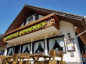 Hotel Landhaus Sonnenhof - Häg-Ehrsberg