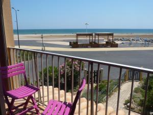 obrázek - Appartement T2, Front de mer, 4 couchages, Les Balcons de la Méditerranée Narbonne Plage