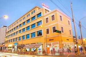 Colon Plaza Hotel, Hotels - Ica