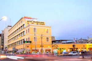 Colon Plaza Hotel, Hotels  Ica - big - 6