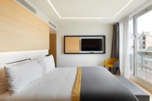 4 gwiazdkowy hotel Exe Plaza Catalunya Barcelona Hiszpania