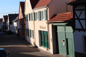 Alte Backstube - Ferienwohnung & Appartement - Dannenfels