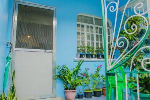 NoMadsMNL Backpackers Homestay, Проживание в семье  Манила - big - 115