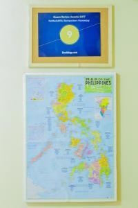 NoMadsMNL Backpackers Homestay, Проживание в семье  Манила - big - 43