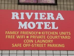 Riviera Motel - Osoyoos
