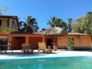 Recanto dos Parente, Prázdninové domy  Icaraí - big - 19