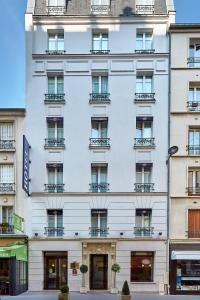Montparnasse Daguerre, Отели  Париж - big - 37