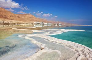 Nadia Hosting Dead Sea
