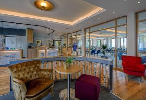 Strandhotel Fernsicht, Hotely  Tönning - big - 22