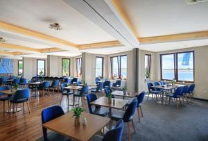 Strandhotel Fernsicht, Hotely  Tönning - big - 21