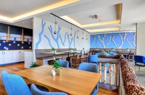 Strandhotel Fernsicht, Hotely  Tönning - big - 19