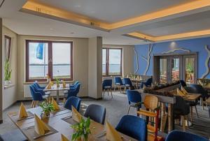 Strandhotel Fernsicht, Hotel  Tönning - big - 18