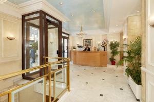 Montparnasse Daguerre, Отели  Париж - big - 33