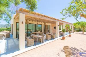 Can Arabí, Venkovské domy  Ibiza (město) - big - 16