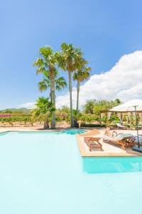 Can Arabí, Venkovské domy  Ibiza (město) - big - 14