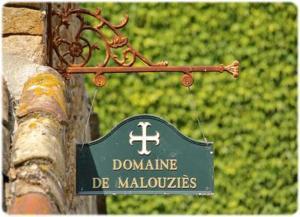 Domaine de Malouziès, Отели типа «постель и завтрак»  Fontiers-Cabardès - big - 27