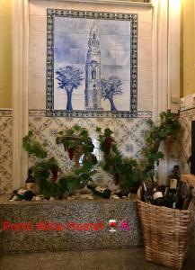 Porto Wine Hostel, Ostelli  Oporto - big - 48