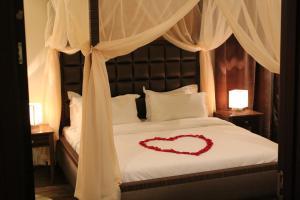 Drr Ramah Suites 5, Апарт-отели  Эр-Рияд - big - 24