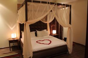 Drr Ramah Suites 5, Апарт-отели  Эр-Рияд - big - 33