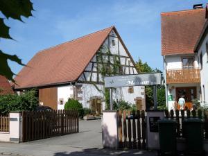 Appartementanlage Marianne - Burgoberbach