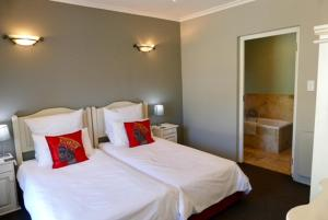 Auberge La Dauphine Guest House, Penzióny  Franschhoek - big - 23