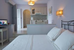 Ammos Naxos Exclusive Apartments & Studios, Aparthotels  Naxos Chora - big - 11