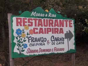 Chale Vale Encantado, Horské chaty  São Bento do Sapucaí - big - 42