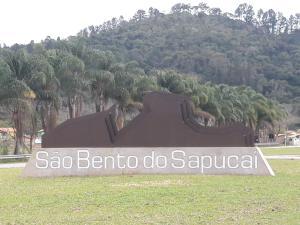 Chale Vale Encantado, Horské chaty  São Bento do Sapucaí - big - 44